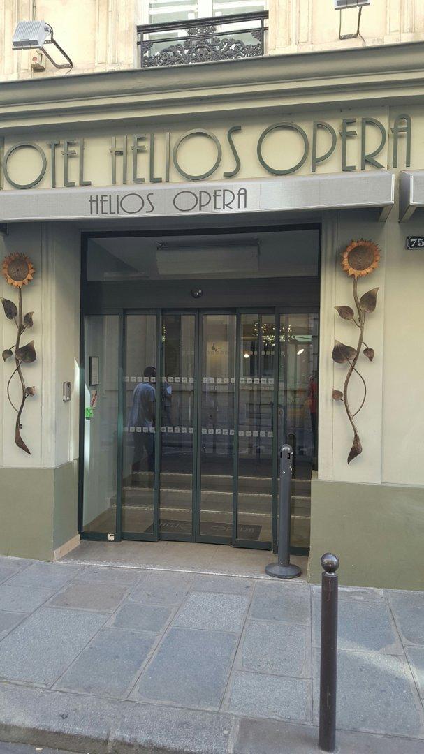 Foto del 9 de septiembre de 2016 14:59, Hélios Opéra, 75 Rue de la Victoire, 75009 Paris, Francia