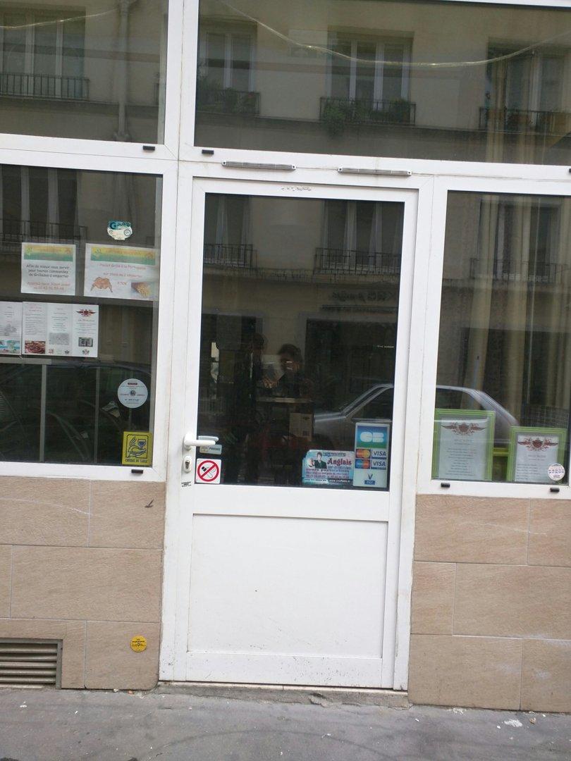 Foto vom 19. September 2016 12:52, La Princesse, 8 Rue Guénot, 75011 Paris, Frankreich