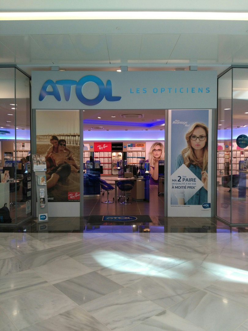 Photo du 22 septembre 2016 08:53, Opticien Atol Dijon, Centre Commercial La Toison d'Or, 21000 Dijon, France