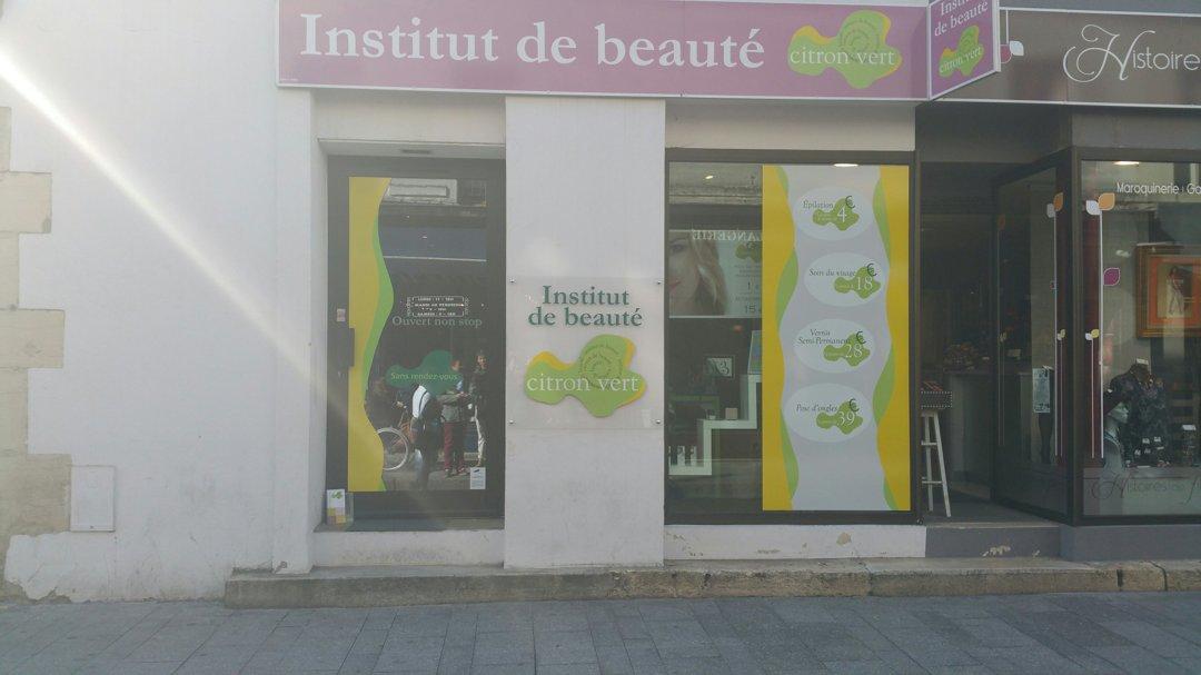 Beauty Salon - Citron Vert , Dijon