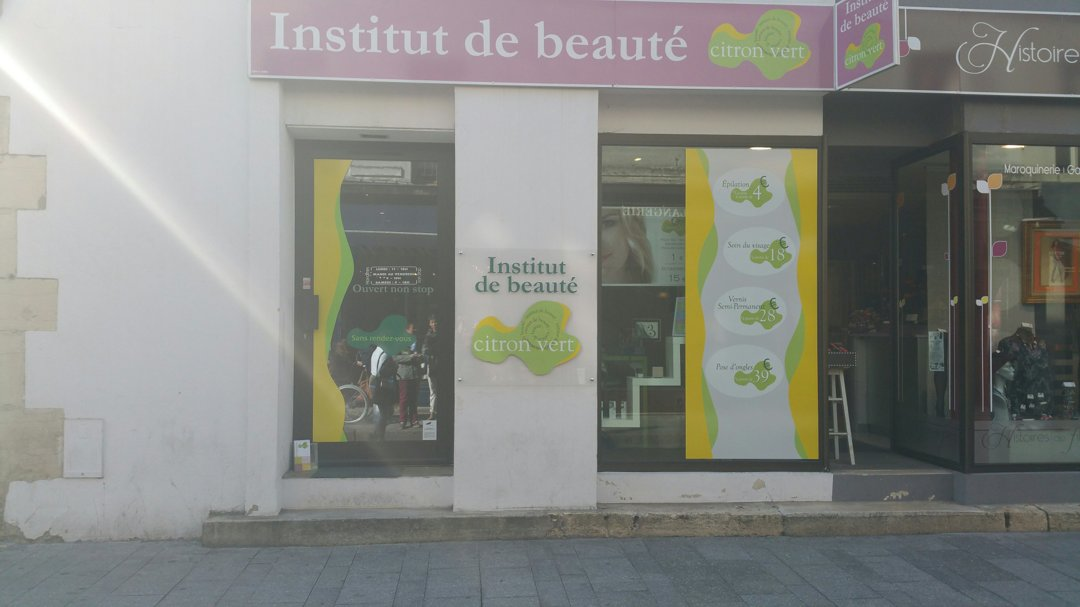 Foto del 22 de septiembre de 2016 9:00, Citron Vert, 7 Rue Bannelier, 21000 Dijon, Francia