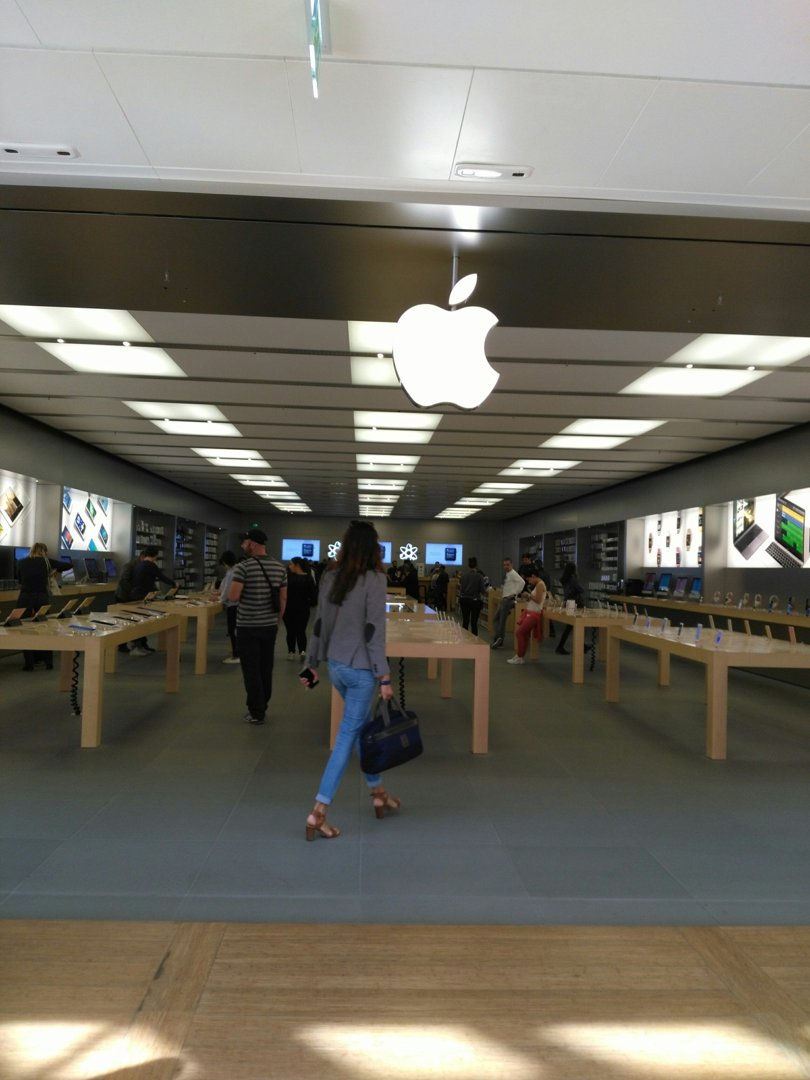 Electronics store - Apple La Toison d'Or , Dijon