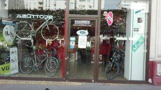 Foto del 26 de septiembre de 2016 12:27, Cycles Eric, 21 Boulevard Henri Sellier, 92150 Suresnes, Frankreich