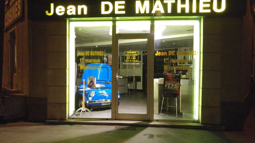 Foto del 28 de septiembre de 2016 22:35, Cuisine Jean De Mathieu, 3 Rue de l'Île, 21000 Dijon, Francia