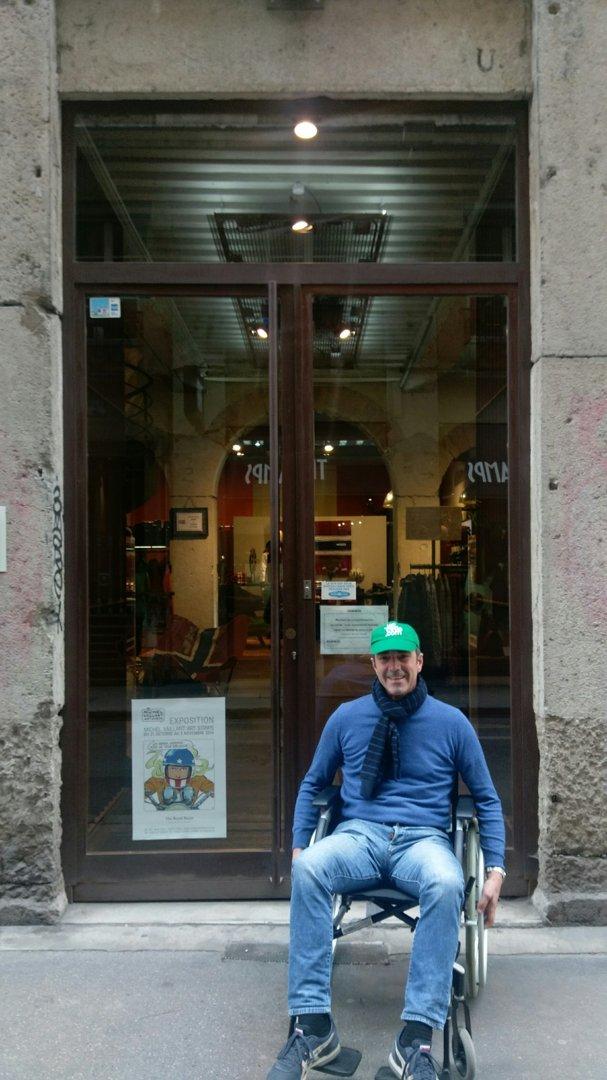 Photo of the October 6, 2016 12:58 PM, Napapijri Lyon, 6 Rue de l'Ancienne Préfecture, 69002 Lyon, France