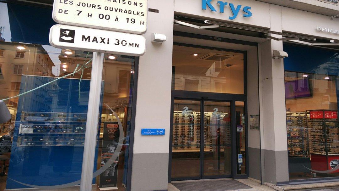 Foto del 6 de octubre de 2016 14:15, Krys, 68 Rue du Président Edouard Herriot, 69002 Lyon, Francia