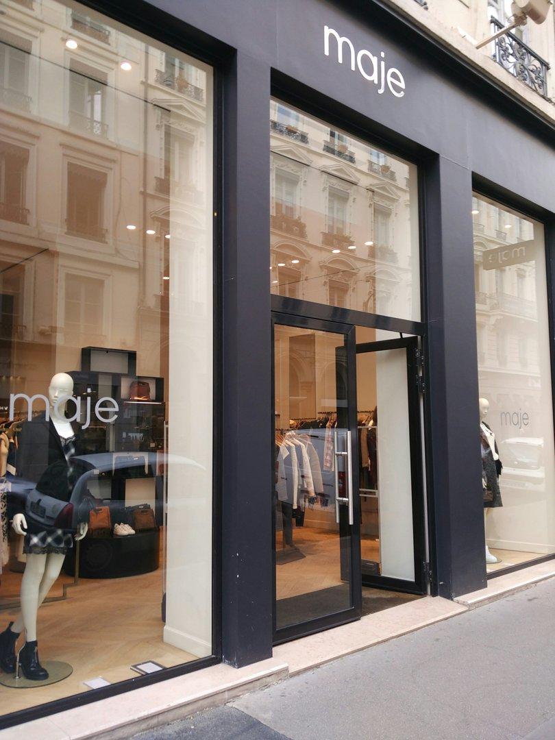 Foto vom 6. Oktober 2016 14:19, Maje, 68 Rue du Président Edouard Herriot, 69002 Lyon, Frankreich
