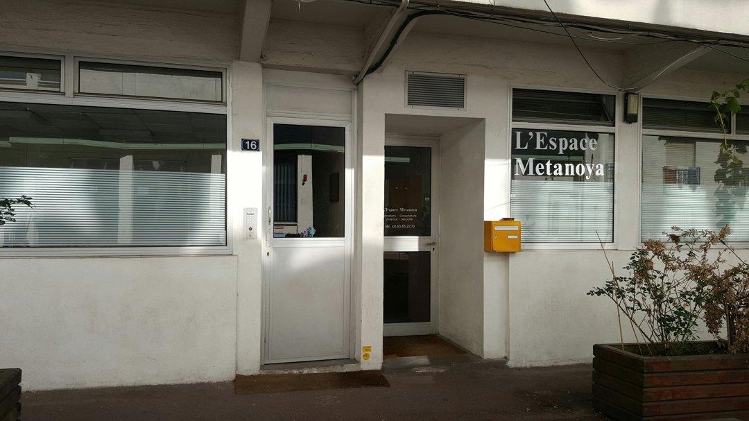 Foto vom 9. Oktober 2016 16:59, Metanoya, 16 Cité Voltaire, 75011 Paris, Frankreich