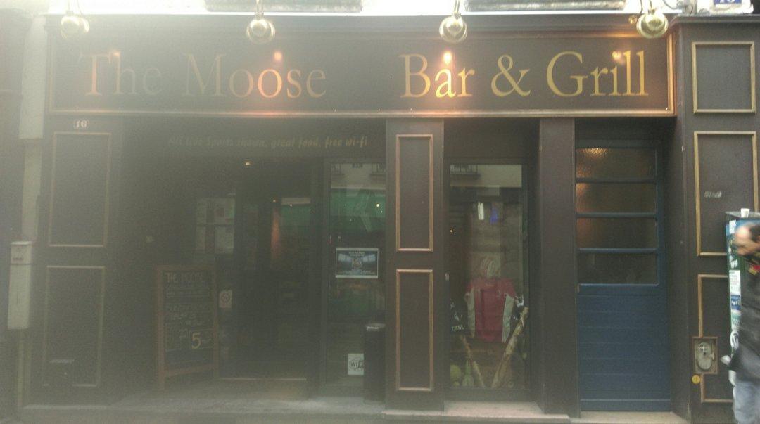 Foto del 13 de octubre de 2016 14:01, The Moose, 16 Rue des Quatre Vents, 75006 Paris, Francia