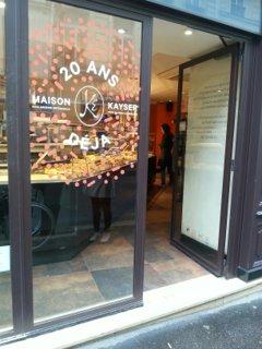 Photo du 13 octobre 2016 14:05, Eric Kayser, 10 Rue de l'Ancienne Comédie, 75006 Paris, France