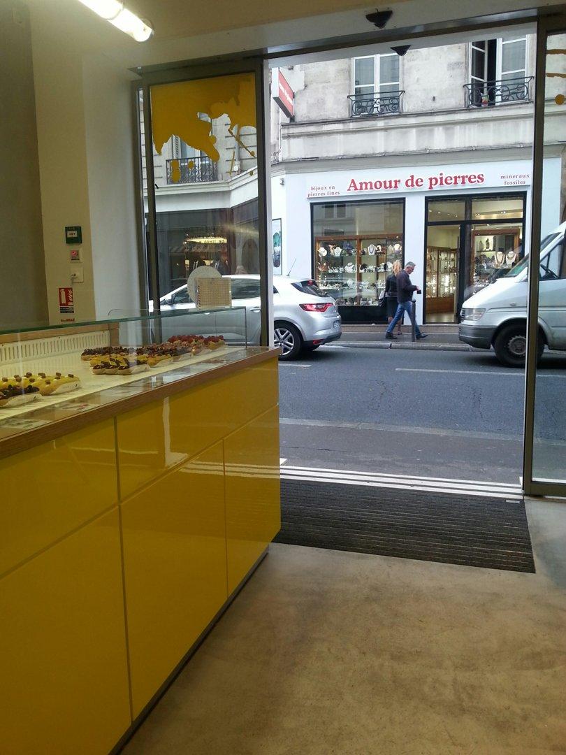 Photo of the October 13, 2016 2:55 PM, L'Éclair de Génie (Odéon), 13 Rue de l'Ancienne Comédie, 75006 Paris, France
