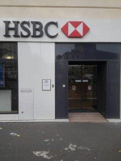 Photo of the October 18, 2016 8:51 AM, HSBC Paris Alesia, 2 Avenue Jean Moulin, 75014 Paris, Francia
