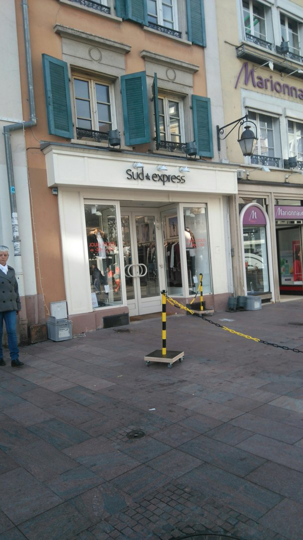 Clothing Store - Sud express Mulhouse , Mulhouse