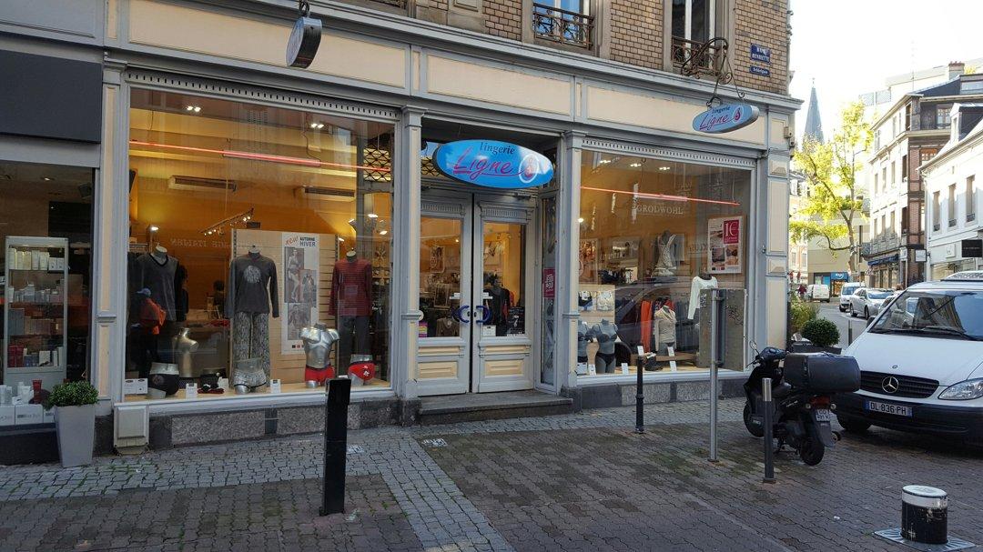 Photo du 18 octobre 2016 09:09, LIGNE'S - GRODWOHL, 25 Rue Henriette, 68100 Mulhouse, France