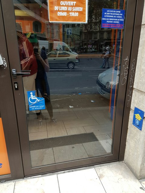 Ria Money Transfer Currency Exchange Lyon Accessibilit