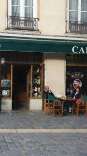 Photo du 18 octobre 2016 13:58, Café de la Cathédrale, 6 Rue Saint-Etienne, 69005 Lyon, France
