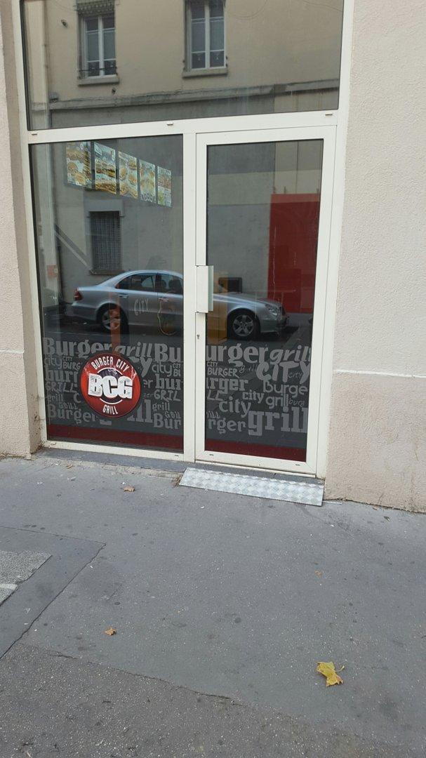 Foto del 18 de octubre de 2016 14:07, Burger City, 69003 Lyon, Francia