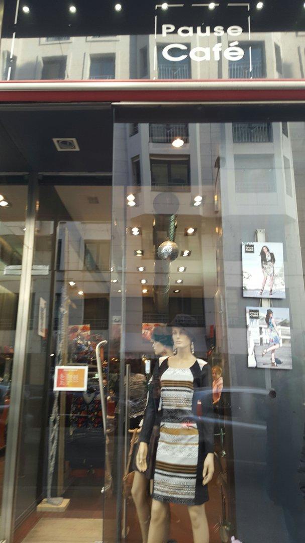 Photo du 18 octobre 2016 14:12, Pause Café, 50 Cours Vitton, 69006 Lyon, Frankreich