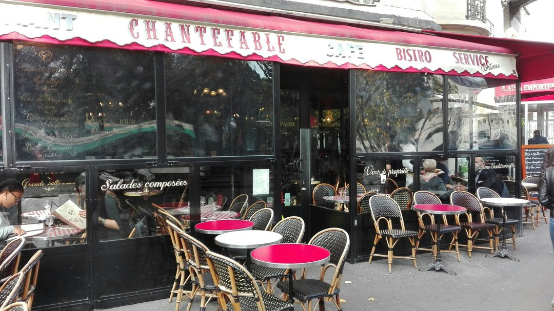 Photo of the October 18, 2016 3:23 PM, Le Chantefable, 93 Avenue Gambetta, 75020 Paris, France