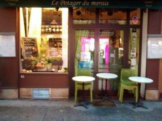 Foto del 19 de octubre de 2016 16:52, Le Potager du Marais, 24 Rue Rambuteau, 75003 Paris, France