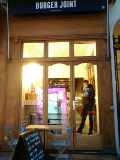 Foto del 19 de octubre de 2016 17:01, Le Ruisseau Burger Joint, 22 Rue Rambuteau, 75003 Paris, Frankreich