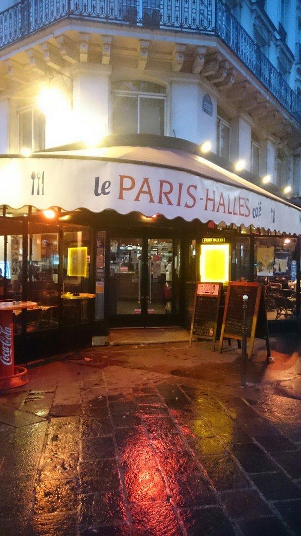 Photo du 19 octobre 2016 17:05, le Paris Halles, 41 Boulevard de Sébastopol, 75001 Paris, France