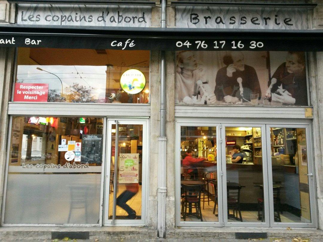Photo du 21 novembre 2016 08:52, Brasserie Les copains d'abord, 35 Rue Lesdiguières, 38000 Grenoble, France