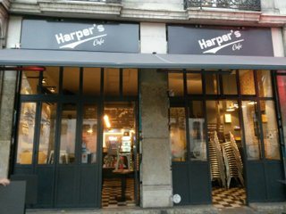 Photo of the November 21, 2016 8:53 AM, Harper's Cafe, 32 Boulevard Gambetta, 38000 Grenoble, Francia