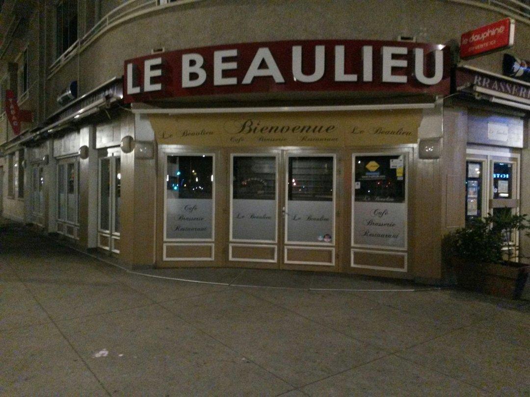 Foto vom 21. November 2016 23:05, Bar-tobacco Beaulieu, 68 Boulevard Gambetta, 38000 Grenoble, Frankreich