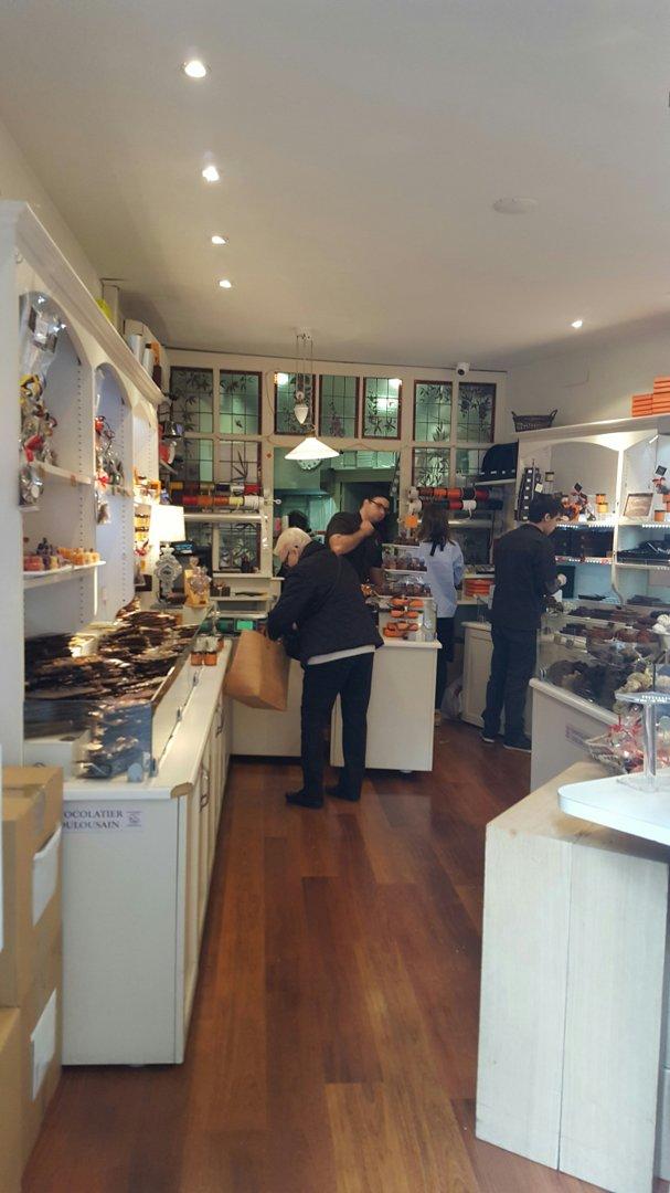 Photo du 22 novembre 2016 09:53, La Compagnie du Chocolat, 17 Rue des Puits Clos, 31000 Toulouse, France