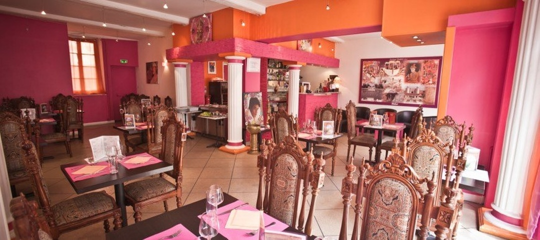 Photo of the May 24, 2016 10:49 PM, Restaurant Indien Dijon - Shalimar, 42 Rue Berbisey, 21000 Dijon, France