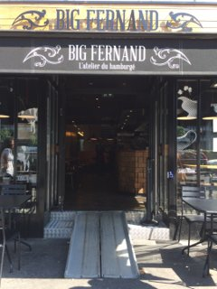 Photo of the August 26, 2016 10:03 AM, Big Fernand, 142 Avenue Charles de Gaulle, 92200 Neuilly-sur-Seine, France
