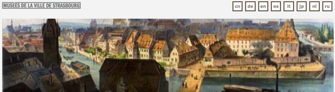 Photo of the February 5, 2016 6:51 PM, Musée historique de la ville de Strasbourg, 2 Rue du Vieux-Marché-aux-Poissons, 67000 Strasbourg, France