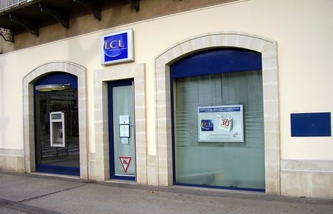 Bank - Lcl , Cahors