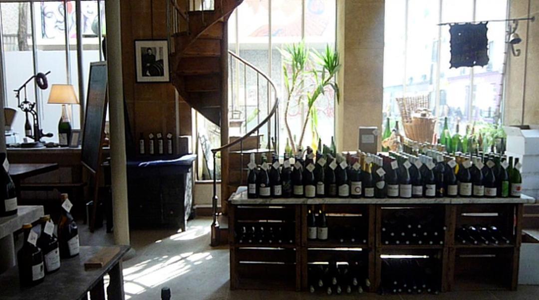 Wine Store - La Cave de l'Insolite , Paris