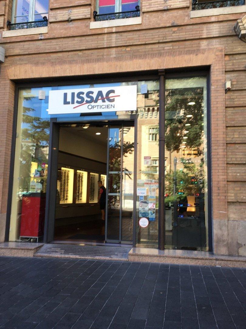 Photo du 6 septembre 2016 10:11, Lissac l'Opticien, 6 Rue du Poids de l'Huile, 31000 Toulouse, France