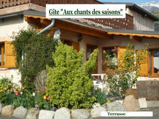 Photo du 5 février 2016 18:50, Aux Chants Des Saisons, 1940 Route de Vizeron, 73200 Gilly-sur-Isère, France
