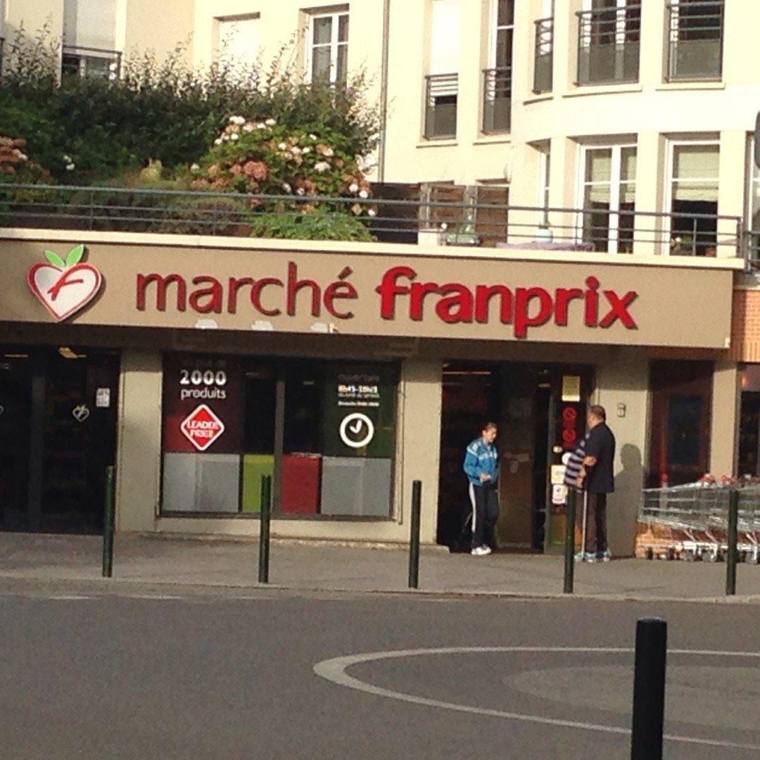 Photo du 3 septembre 2016 07:17, Franprix, 1 Rue Froide, 92220 Bagneux, France
