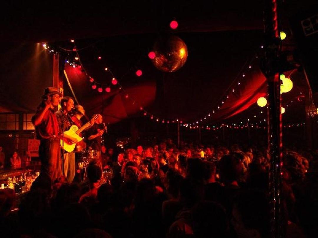 Salle de spectacles - Cabaret Sauvage , Paris