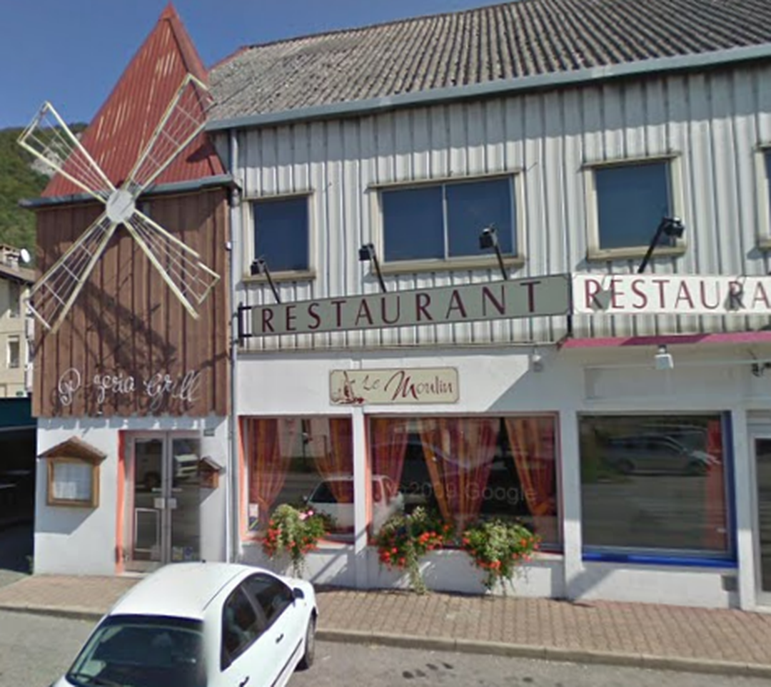Restaurant - Le Moulin , Sillingy