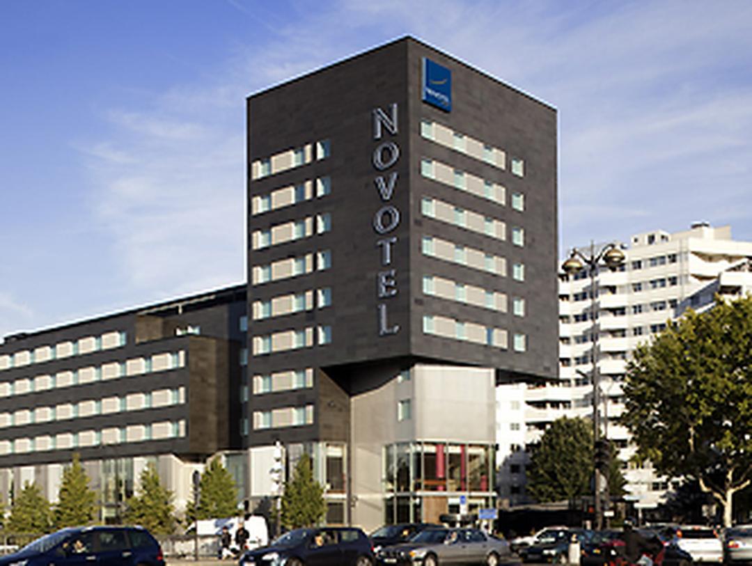 Foto del 5 de febrero de 2016 18:48, Hotel Novotel Paris 17, 34 Avenue de la Porte d'Asnières, 75017 Paris, Francia