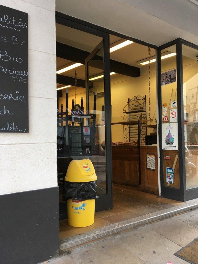 Foto vom 3. September 2016 16:52, Bakery - Authentic, 34000, 7 Rue du Faubourg de la Saunerie, 34000 Montpellier, Frankreich