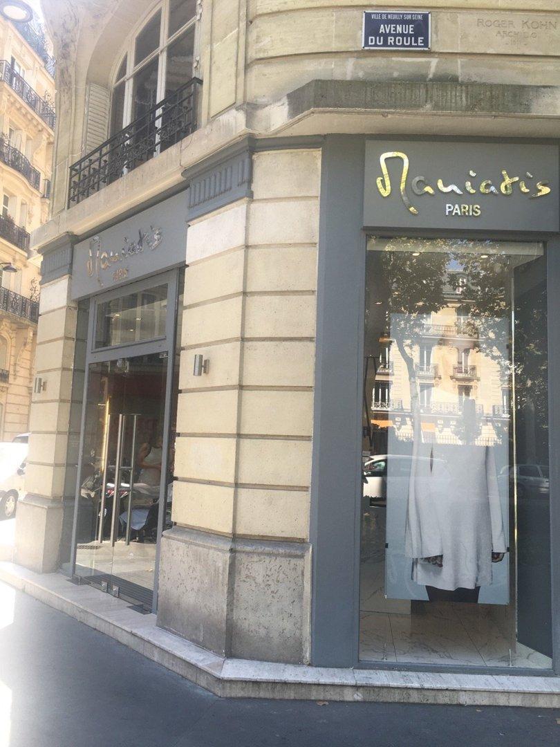 Foto vom 26. August 2016 11:46, Maniatis - Coiffeur Neuilly Sur Seine, 77 Avenue du Roule, 92200 Neuilly-sur-Seine, Frankreich