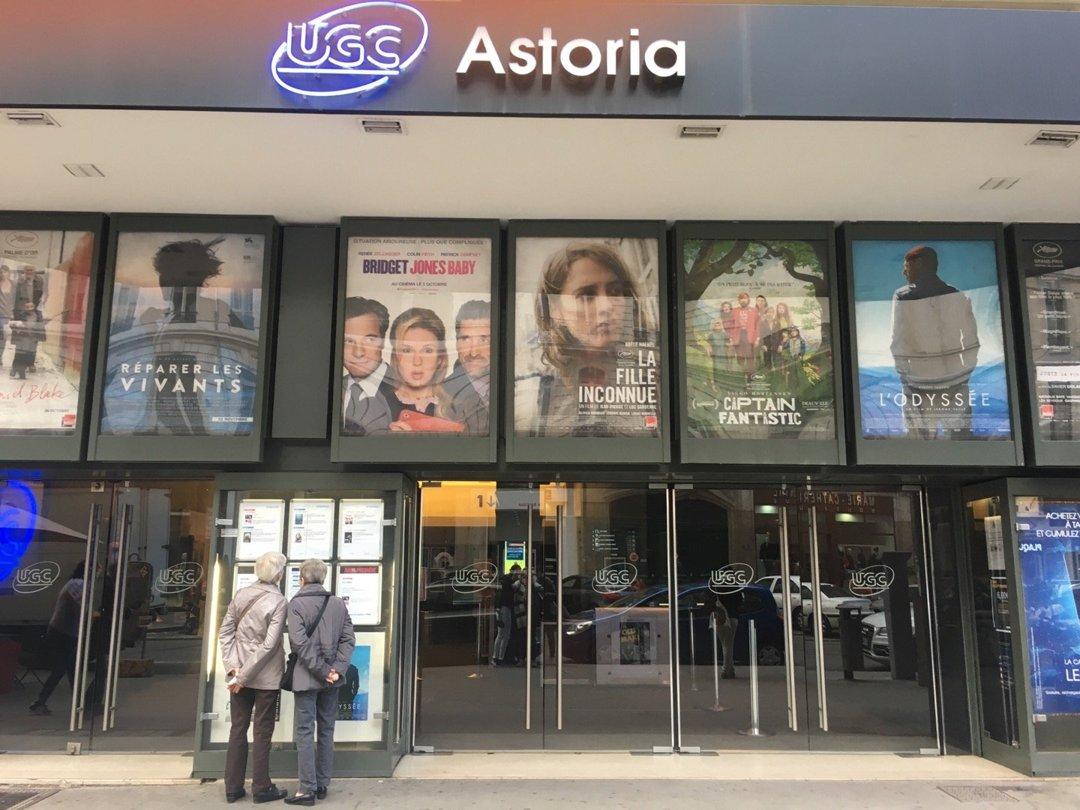 Foto vom 18. Oktober 2016 13:32, UGC Astoria, 31 Cours Vitton, 69006 Lyon, Frankreich