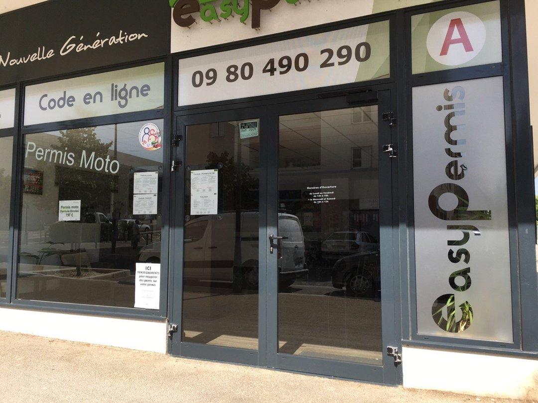 Foto vom 3. September 2016 13:06, Easy Permis, 34090 Montpellier, Frankreich