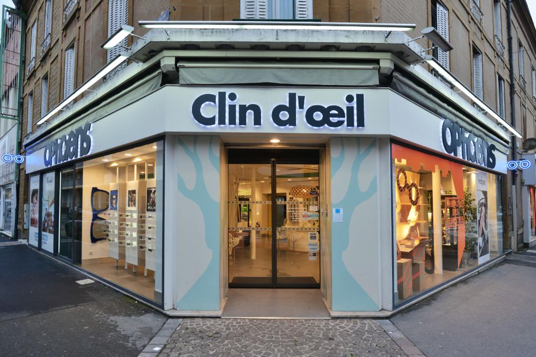 Foto vom 4. November 2016 16:12, CLIN D'OEIL OPTICIENS Charleville-Mézières, 13 Avenue Jean Jaurès, 08000 Charleville-Mézières, Frankreich