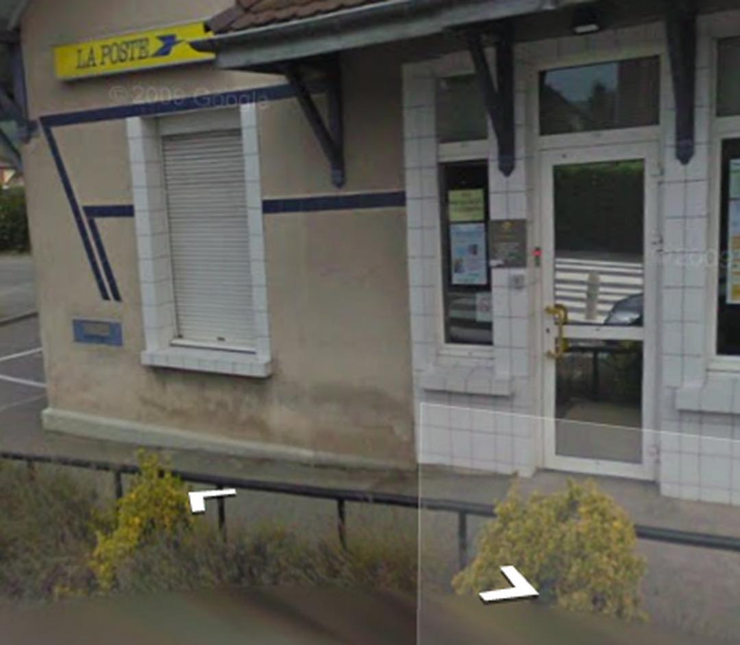 Foto del 5 de febrero de 2016 18:52, La Poste, Route de Clermont, 74330 Sillingy, France