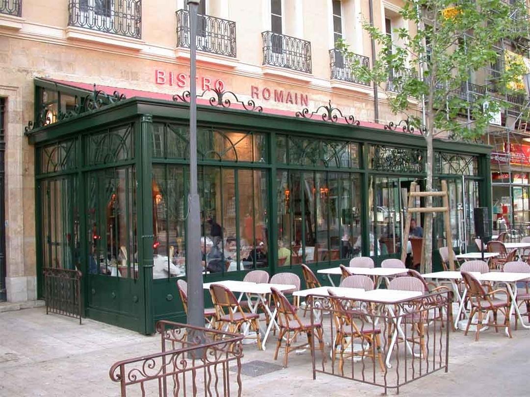 Restaurant - Bistro Romain , Aix-en-Provence