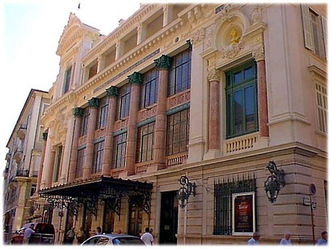 Opera House - Nice Opera , Nice