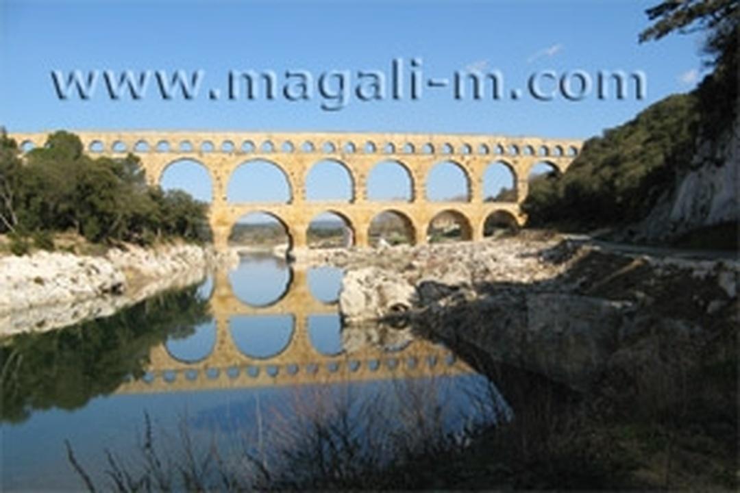 Photo of the February 5, 2016 6:49 PM, Pont du Gard, 400 Route du Pont du Gard, 30210 Vers-Pont-du-Gard, France